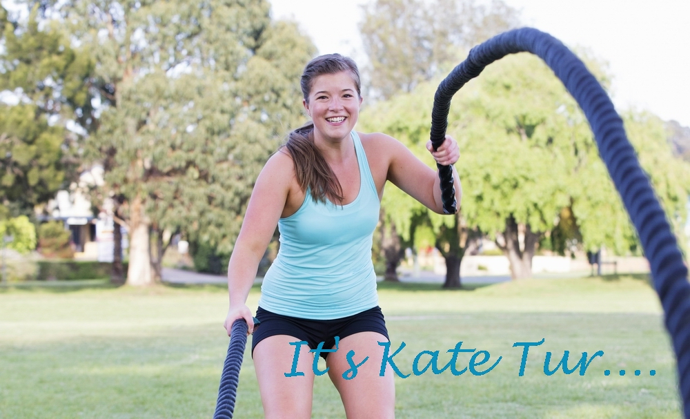 Personal Trainer Kate Turtiainen / Webber